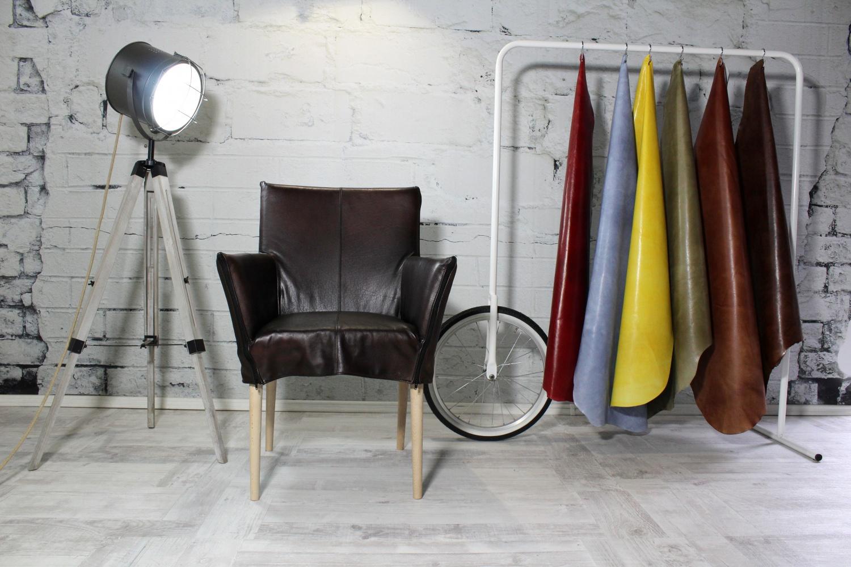 Patrizio Italienische Designer Ledermöbel